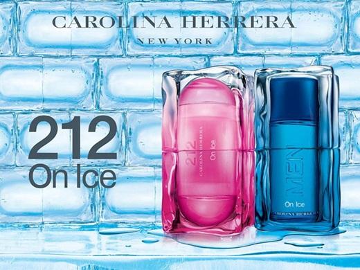 Carolina Herrera 212 On Ice New Perfumes Perfumediary