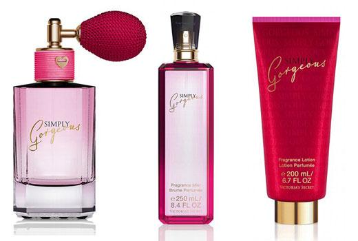 Victoria's Secret Simply Gorgeous Perfume