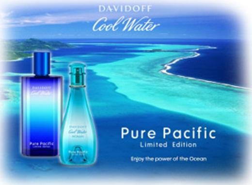 Davidoff Cool Water Pure Pacific1
