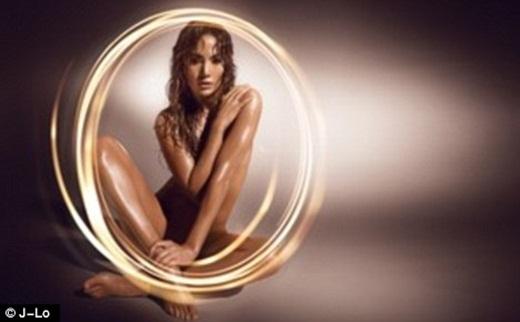 Jennifer Lopez Glowing Perfume