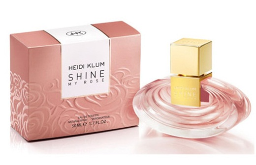 Heidi Klum Shine My Rose
