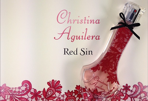 Christina Aguilera Red Sin Parfum