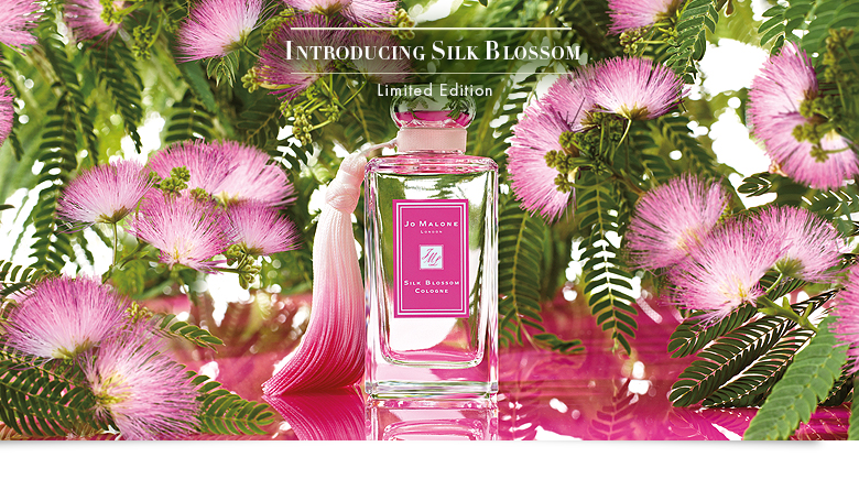 Jo Malone Silk Blossom
