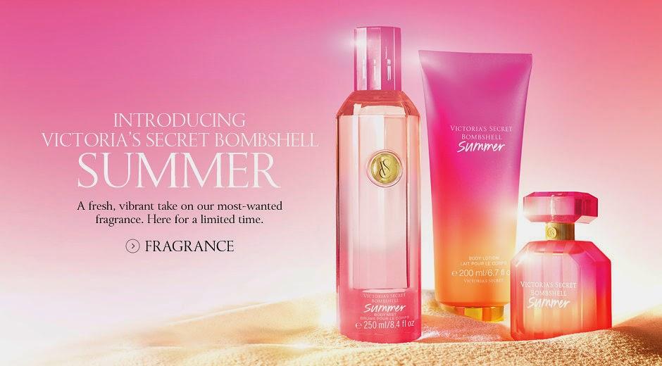 Bombshell Summer Victoria`s Secret collection