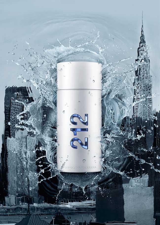 Carolina Herrera 212 Men Aqua Review, Price, Coupon - PerfumeDiary