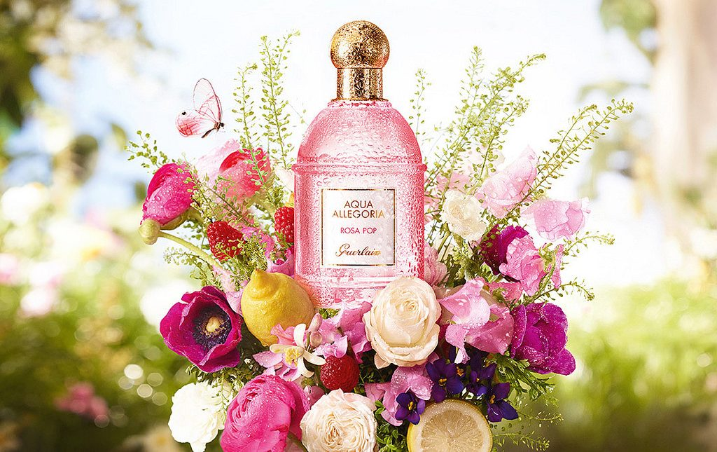 Guerlain Rosa Fizz perfume