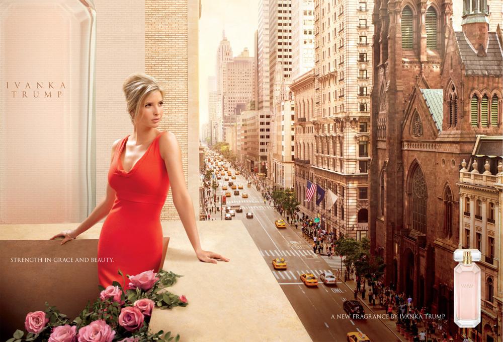 Ivanka Trump Signature Perfume
