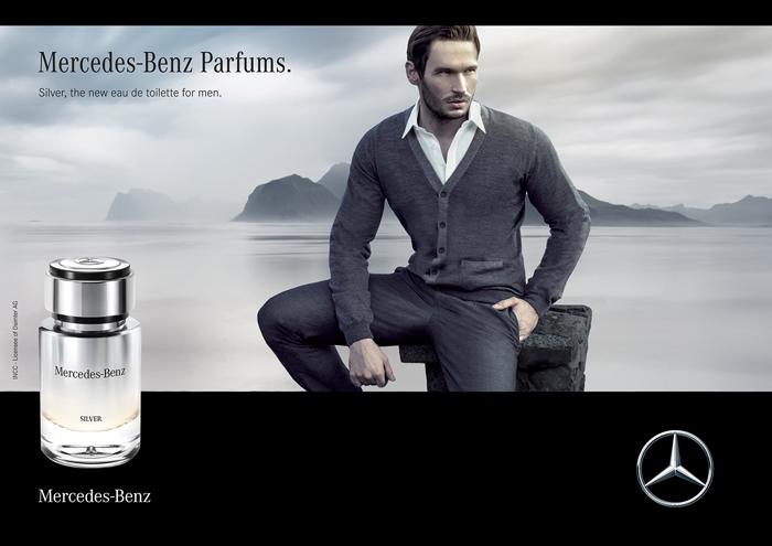 Mercedes-Benz Silver for Men