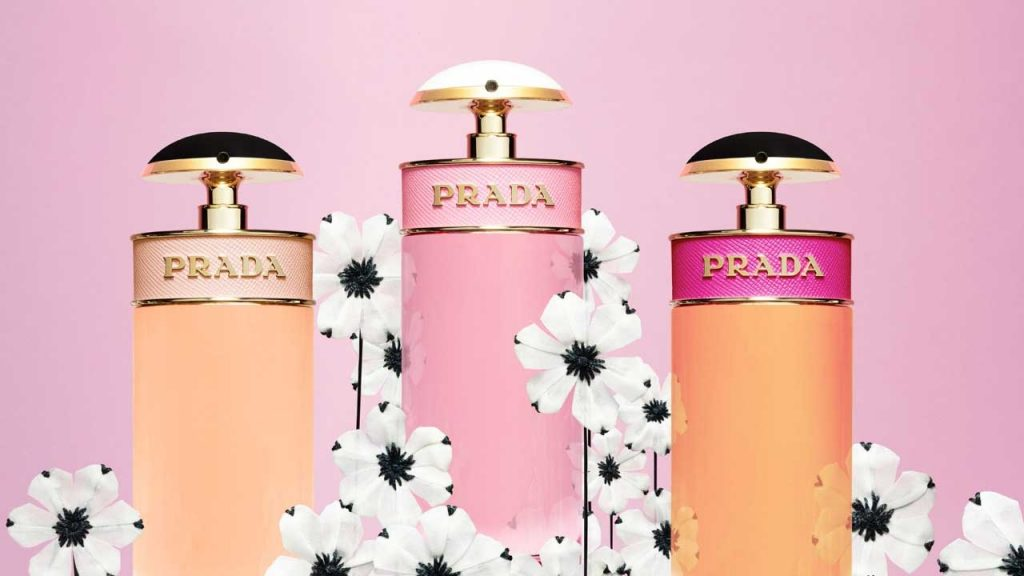 Prada Candy Gloss Collection