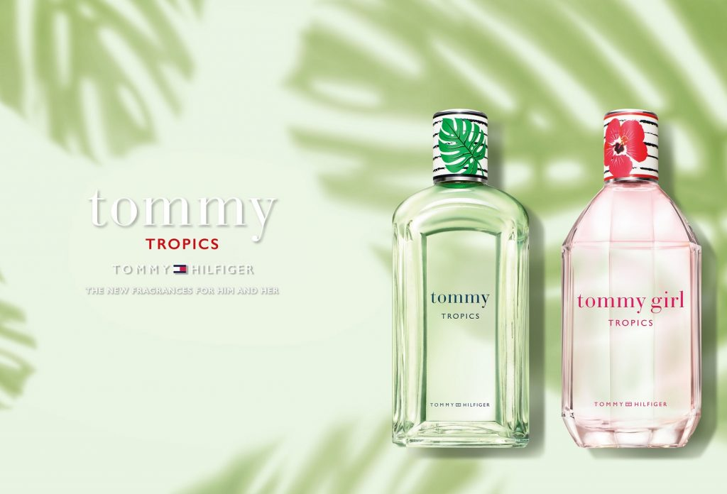 Tommy Hilfiger Tommy Tropics and Tommy Girl Tropics
