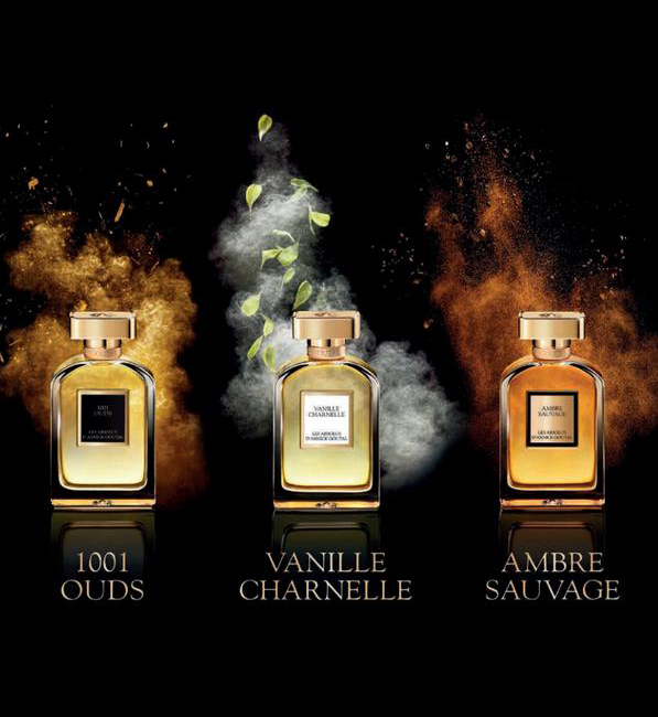 Annick Goutal 1001 Ouds collection