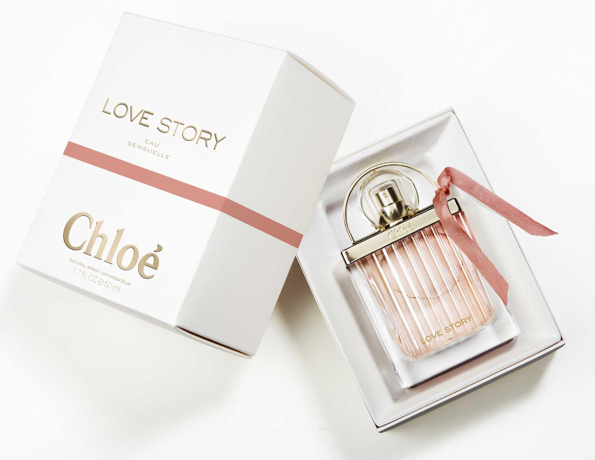Chloe Love Story Eau Sensuelle perfume