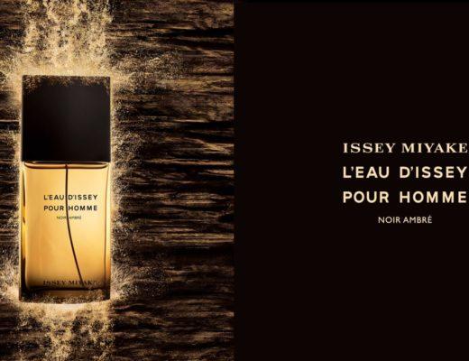 Issey Miyake L'Eau d'Issey pour Homme Noir Ambre