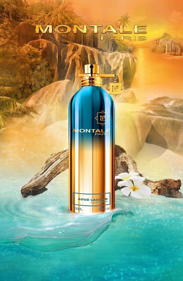 Montale Aoud Lagoon perfumes