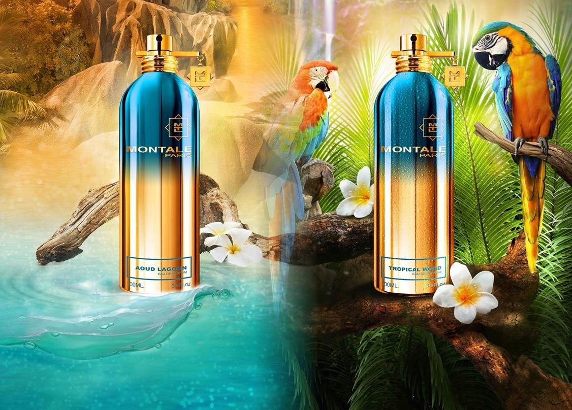 Montale Tropical Wood and Montale Aoud Lagoon