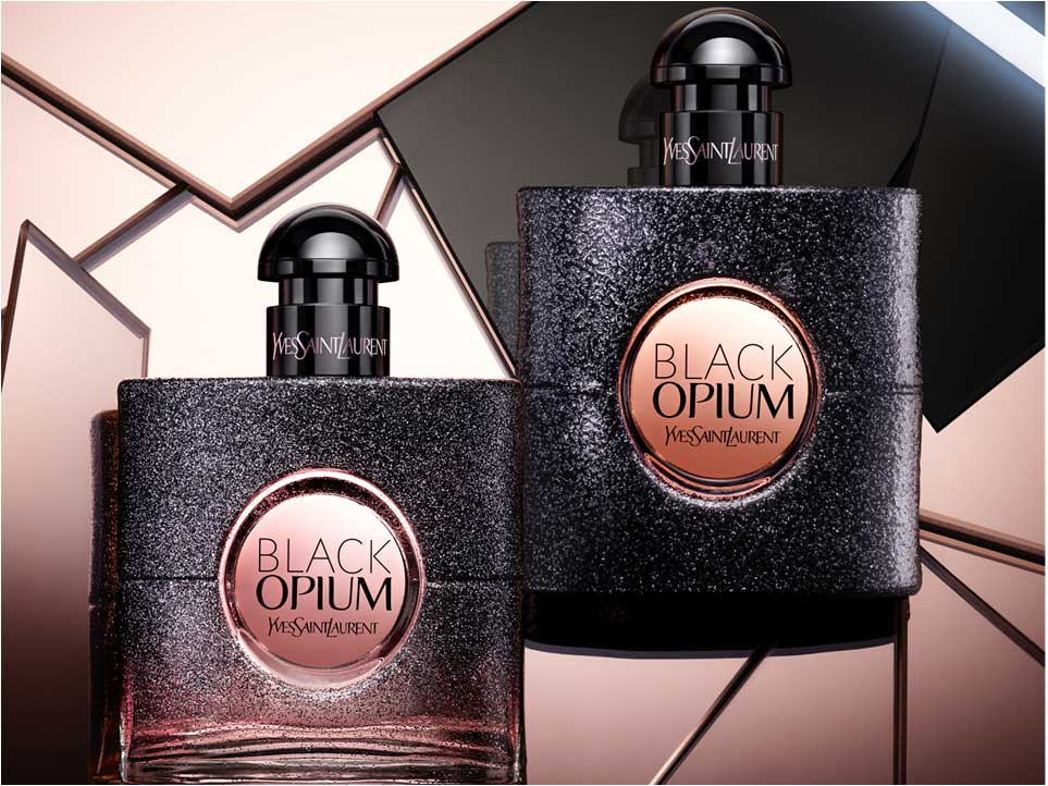 Yves Saint Laurent Black Opium Floral Shock fragrance