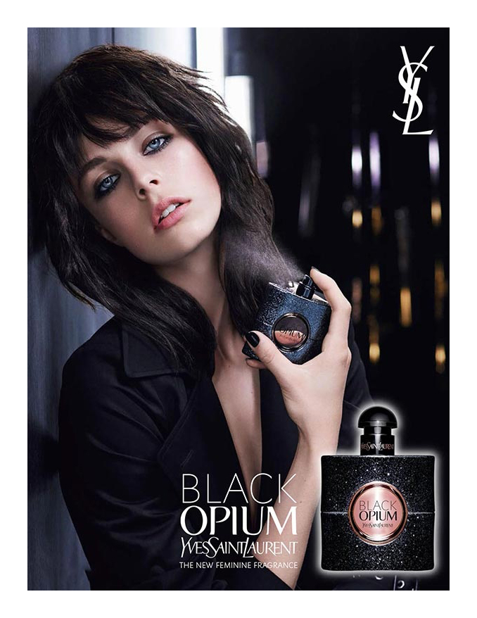 Yves Saint Laurent Black Opium Floral Shock Perfume For Women