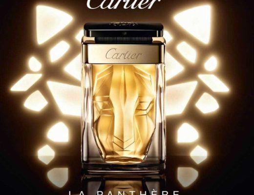 Cartier La Panthère Noir Absolu