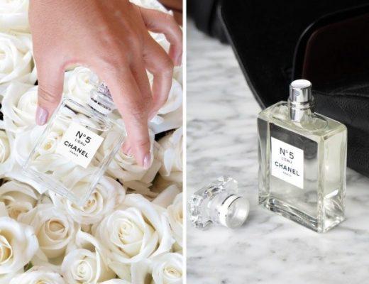 Chanel launches No 5 L'Eau