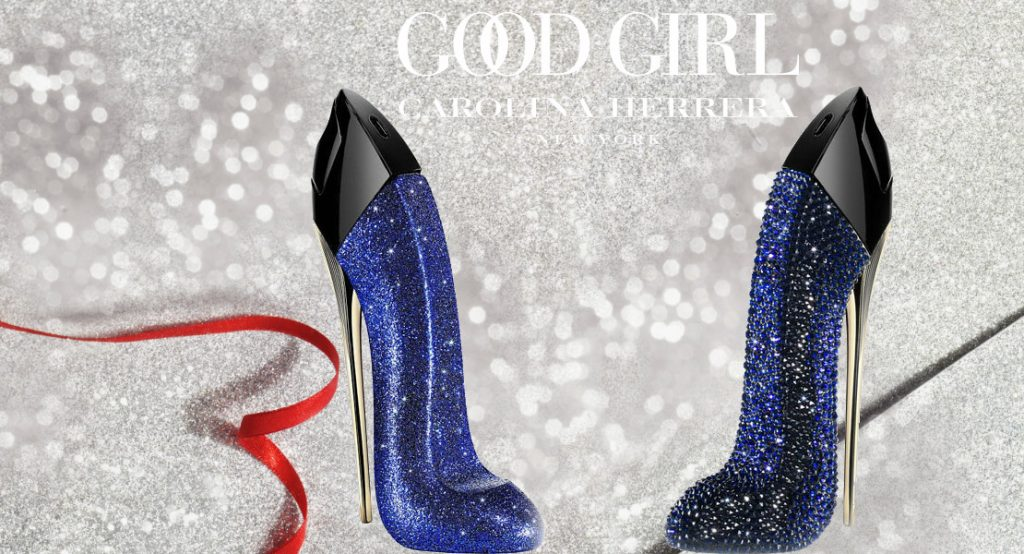 Carolina Herrera Good Girl Swarovski Glitter Collector