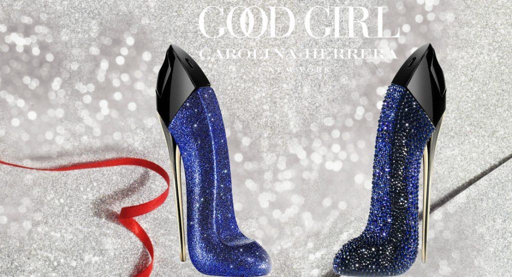 Carolina Herrera Good Girl Swarovski Glitter Collector