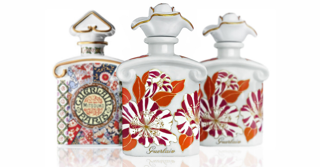 Guerlain Fall Flowers Porcelain Edition