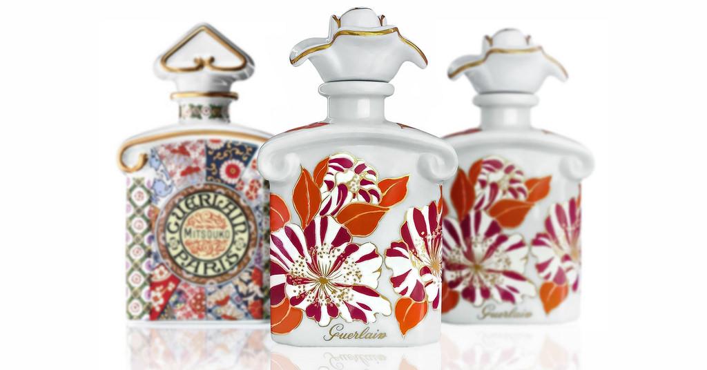 Guerlain Fall Flowers Porcelain Edition