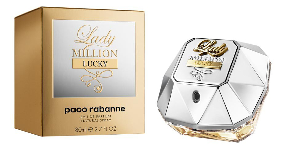 Paco Rabanne Lady Million Lucky Eau de Parfum