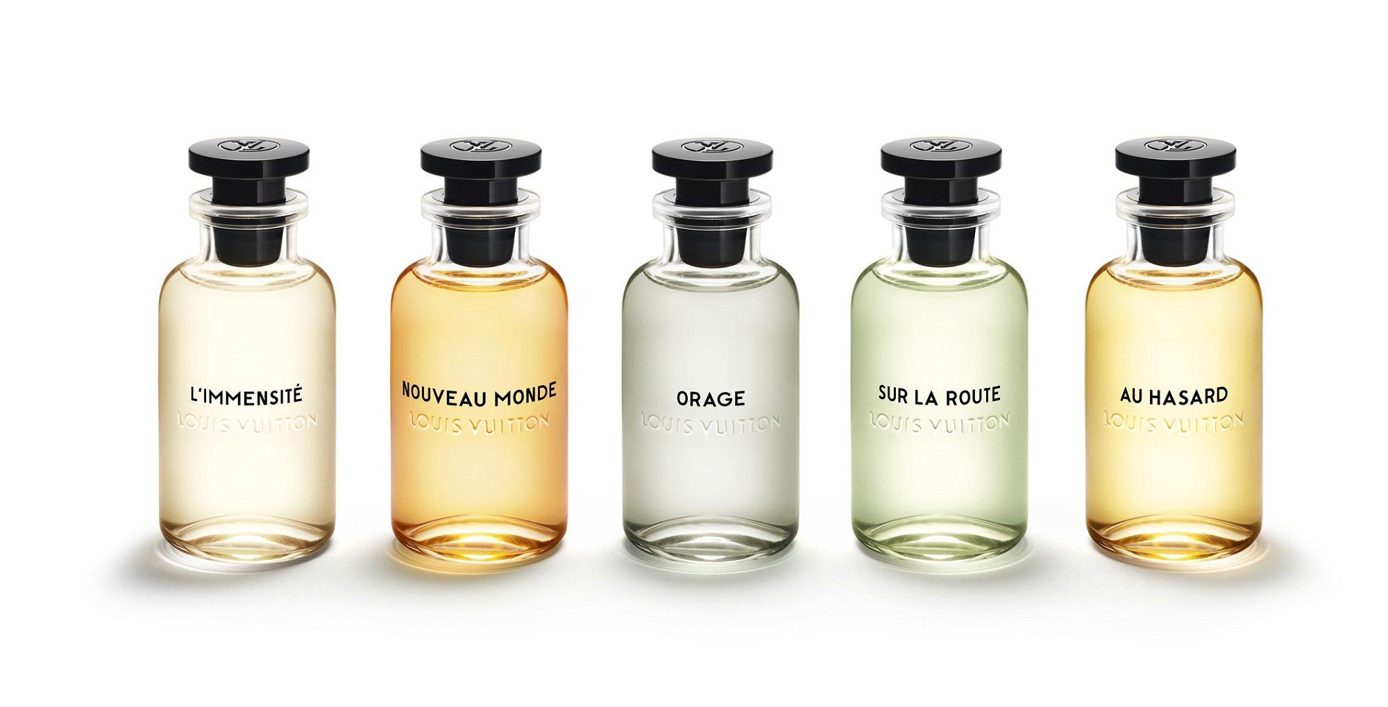 Les Parfums Louis Vuitton Perfumes
