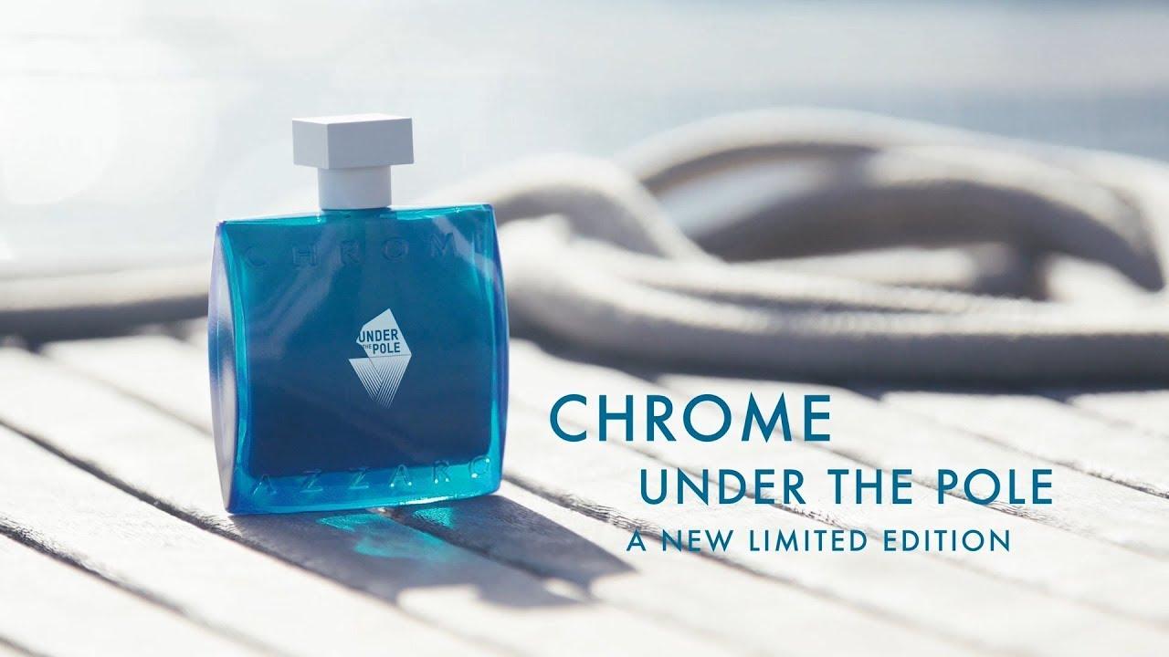 Azzaro Chrome Under The Pole Perfume Review, Price, Coupon - PerfumeDiary
