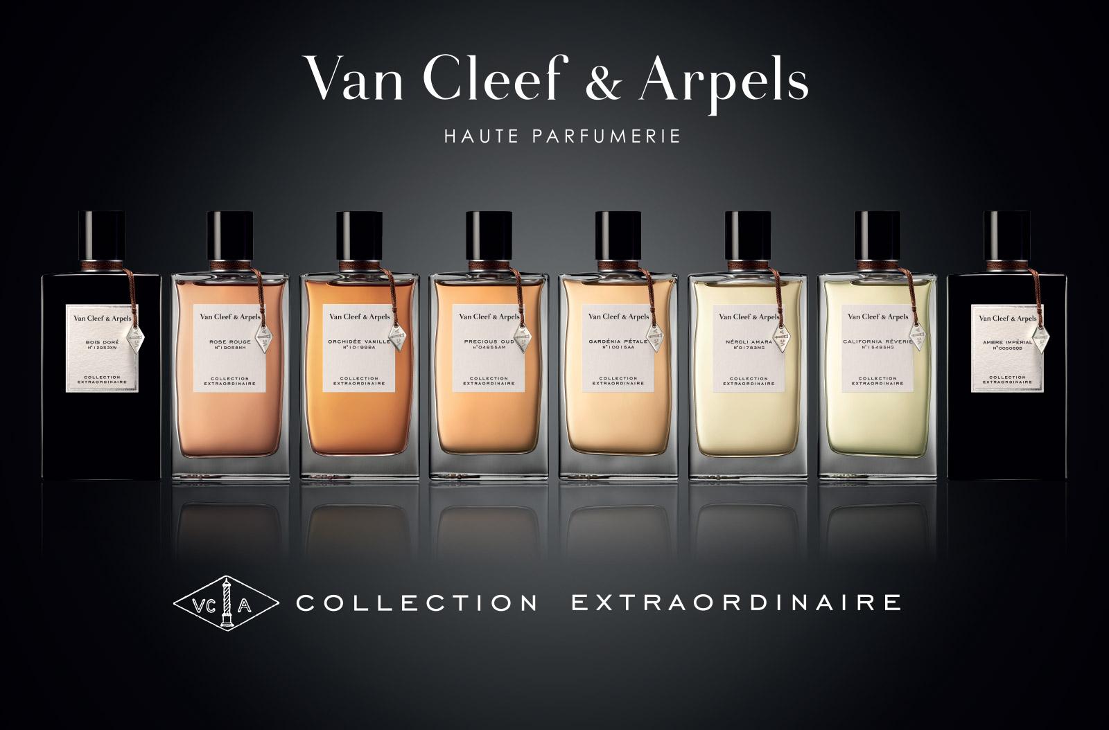 Van Cleef & Arpels Collection Extraordinaire Rose Rouge