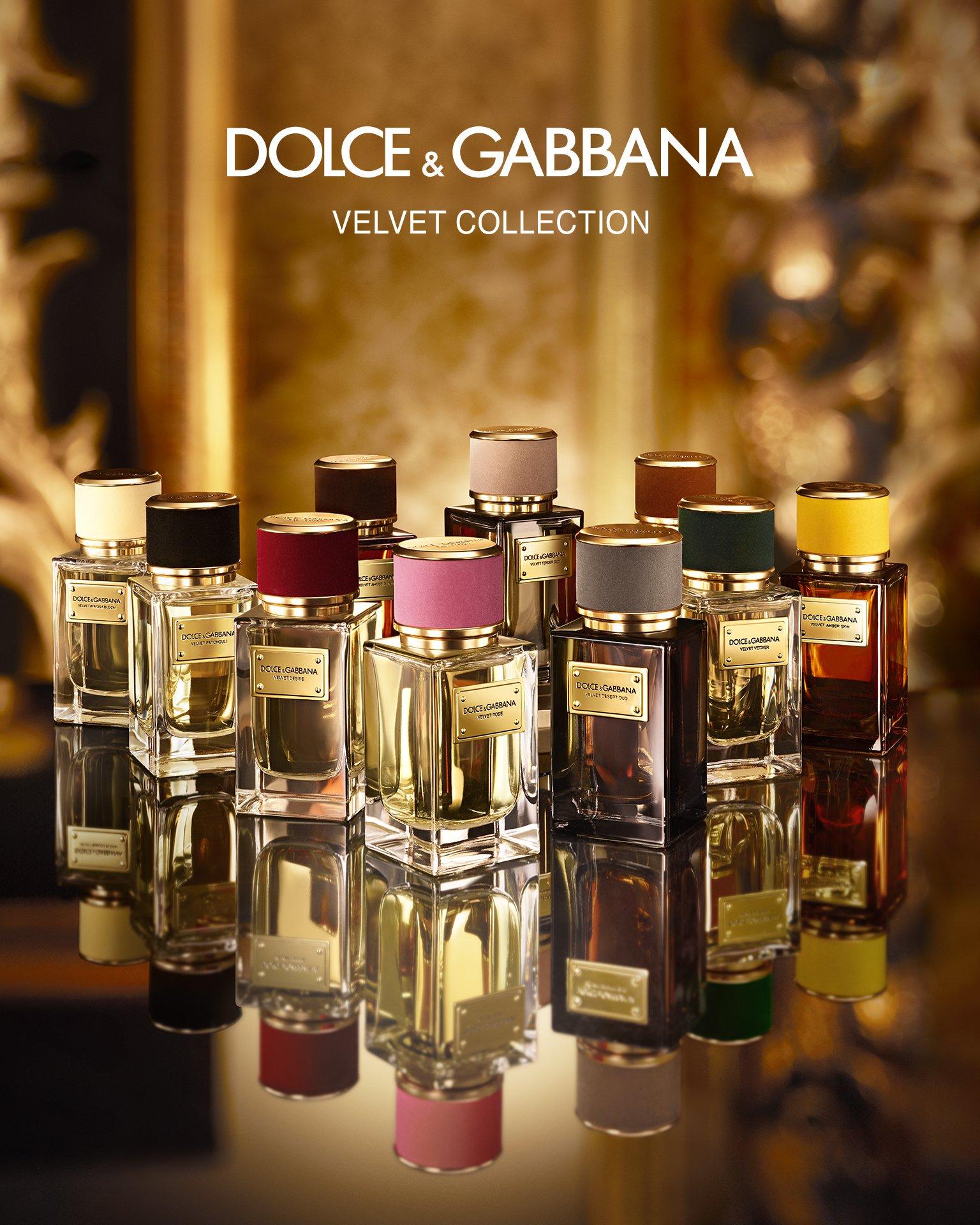 Dolce & Gabbana Velvet Sicily