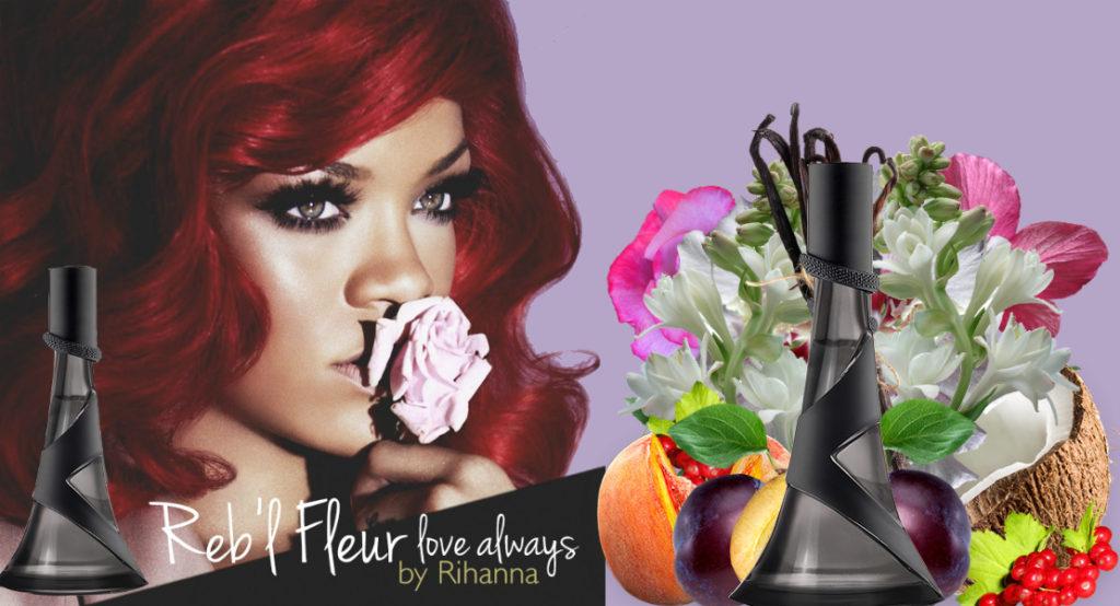 Rihanna Reb'l Fleur Love Always