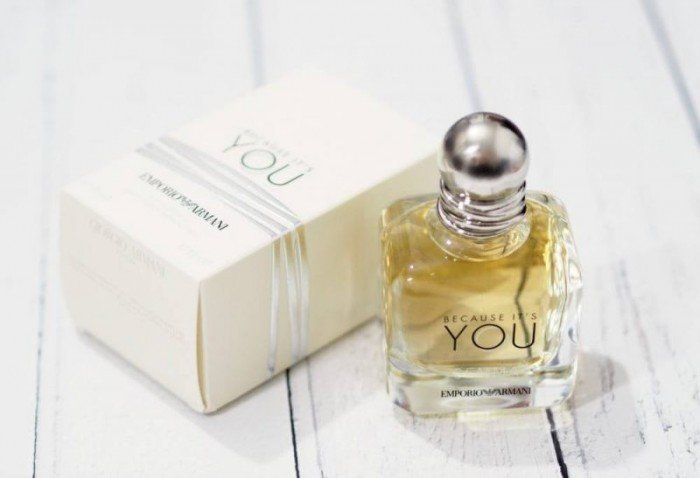 Emporio Armani Because It's You Perfume