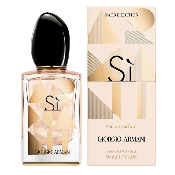 Giorgio Armani SI Nacre Sparkling limited edition
