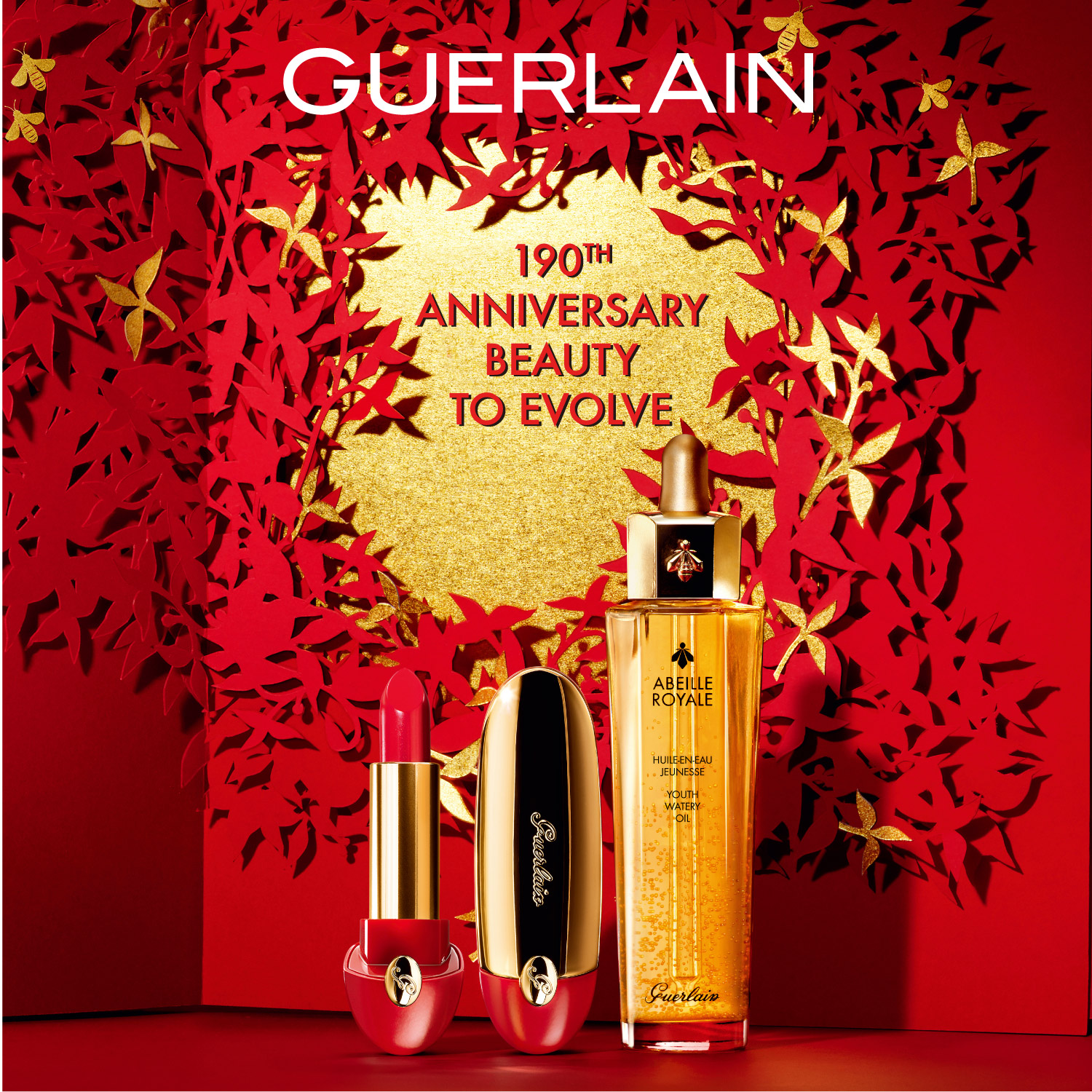 Guerlain, two centuries of Fame, Success, and Innovation!