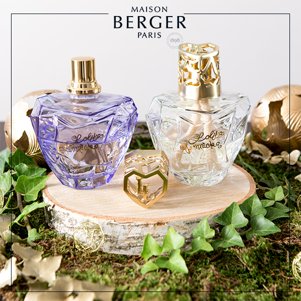 Maison Berger & Lolita Lempicka Home Fragrances