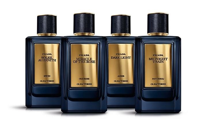 Prada Olfactories Mirages 2018 Perfumes