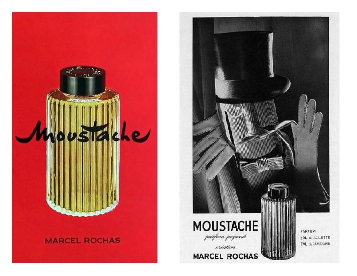 Rochas Moustache Original 1949