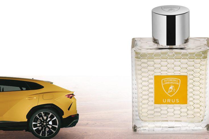 Lamborghini Urus Perfume