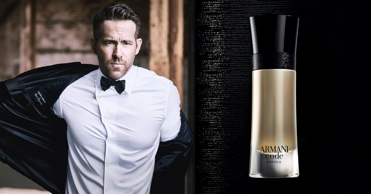 Giorgio Armani Code Absolu Perfume