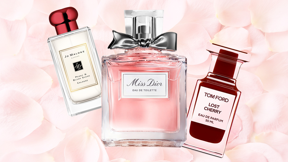 Perfume for Valentine's Day