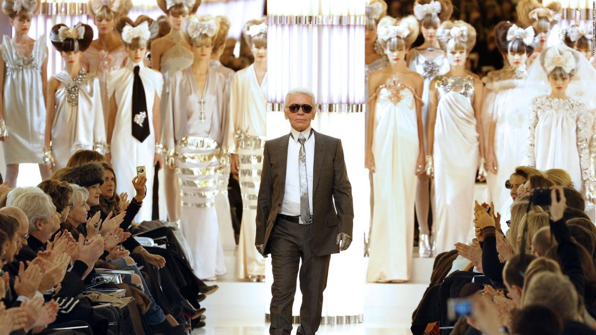 Tribute In Memory of Legendary Karl Lagerfeld