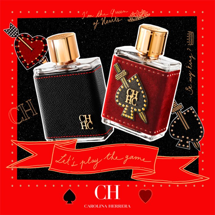 Carolina Herrera Ch Kings Perfume